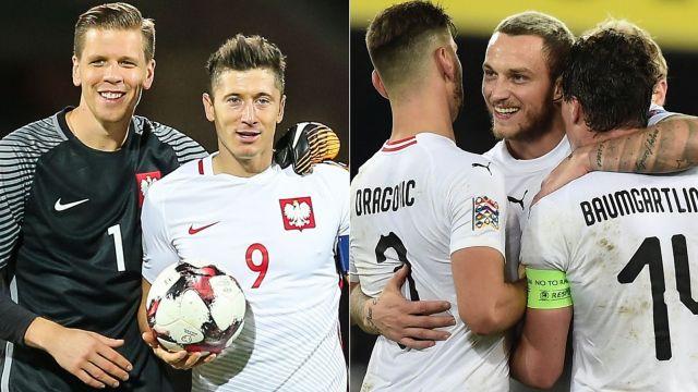 Austria – Polska:
