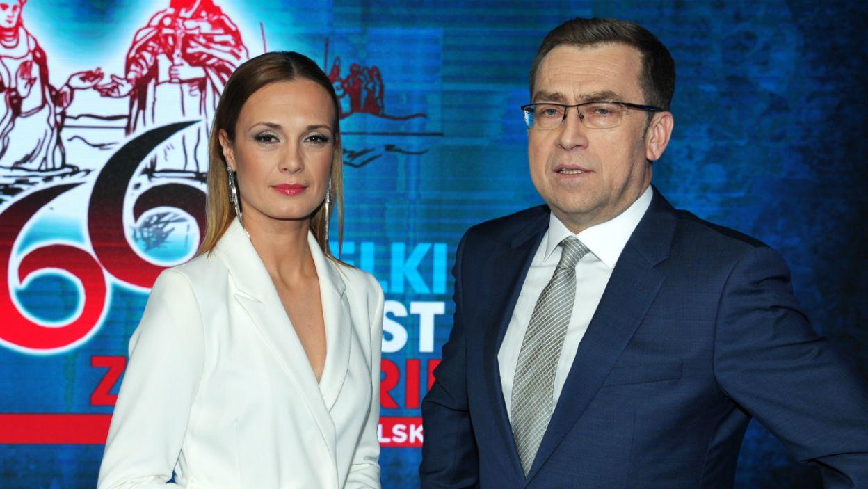 Widowisko odbyło się z okazji 1050-lecia Chrztu Polski (fot. TVP/K.Kurek)