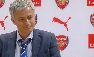 Mourinho dogryza Arsenalowi: 10 lat bez tytułu? To jest nudne