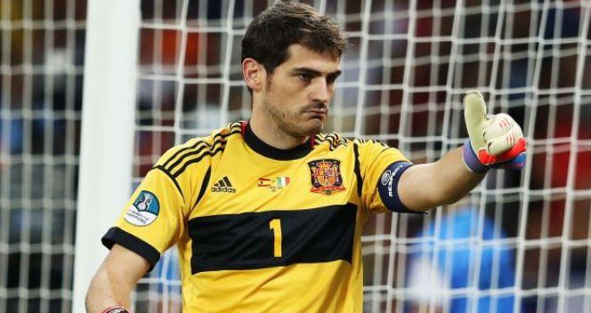 Iker Casillas przepuścił w turnieju tylko jednego gola (fot. Getty Images)