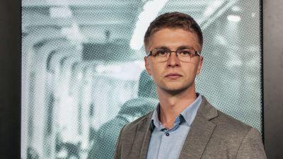 Łukasz Kowalski </br> współautor programu, kierownik redakcji