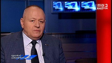 prof. Lech Dzienis, 15.03.2018