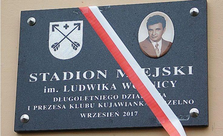 Stadion w Strzelnie ma patrona