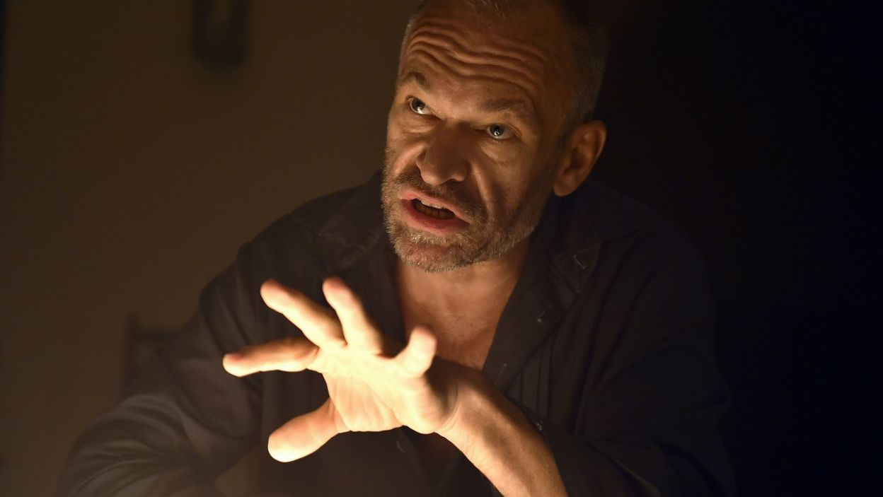 Nikitę, zwanego Necatorem, zagrał Mariusz Bonaszewski (fot. Ireneusz Sobieszczuk/TVP)