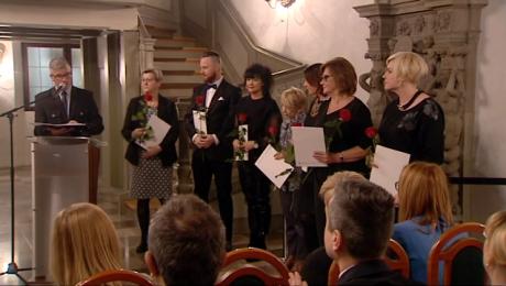 Nagrody od prezydenta Elbląga odebrało w sumie 56 osób