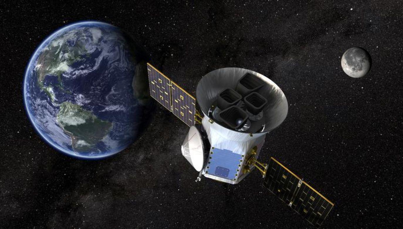 Statek powinien przycumować do stacji w środę (fot. NASA's Goddard Space Flight Center)