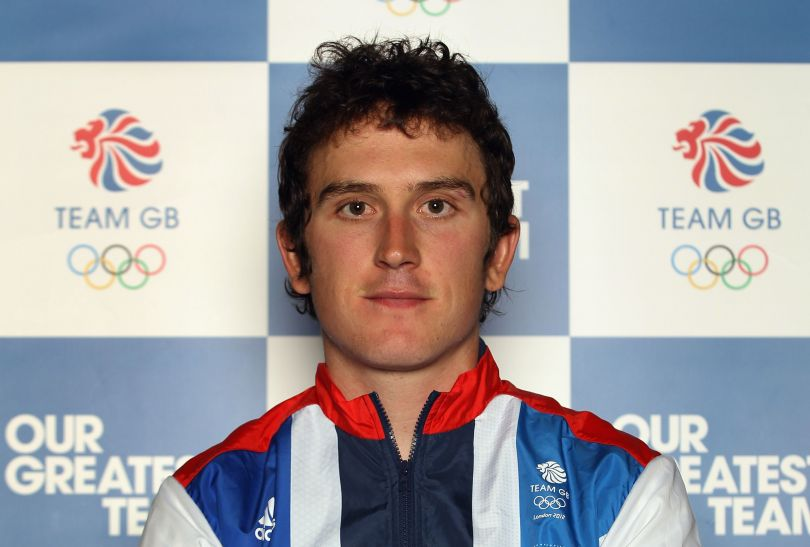 Geraint Thomas (fot. Getty Images)