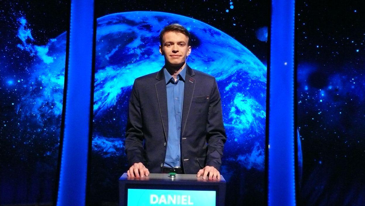 Daniel Chołuj - zwycięzca 13 odcinka 101 edycji