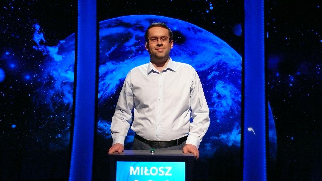 Zwycięzcą 9 odcinka 107 edycji został Pan Miłosz Regulski