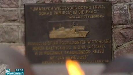 25. rocznica zatonięcia promu