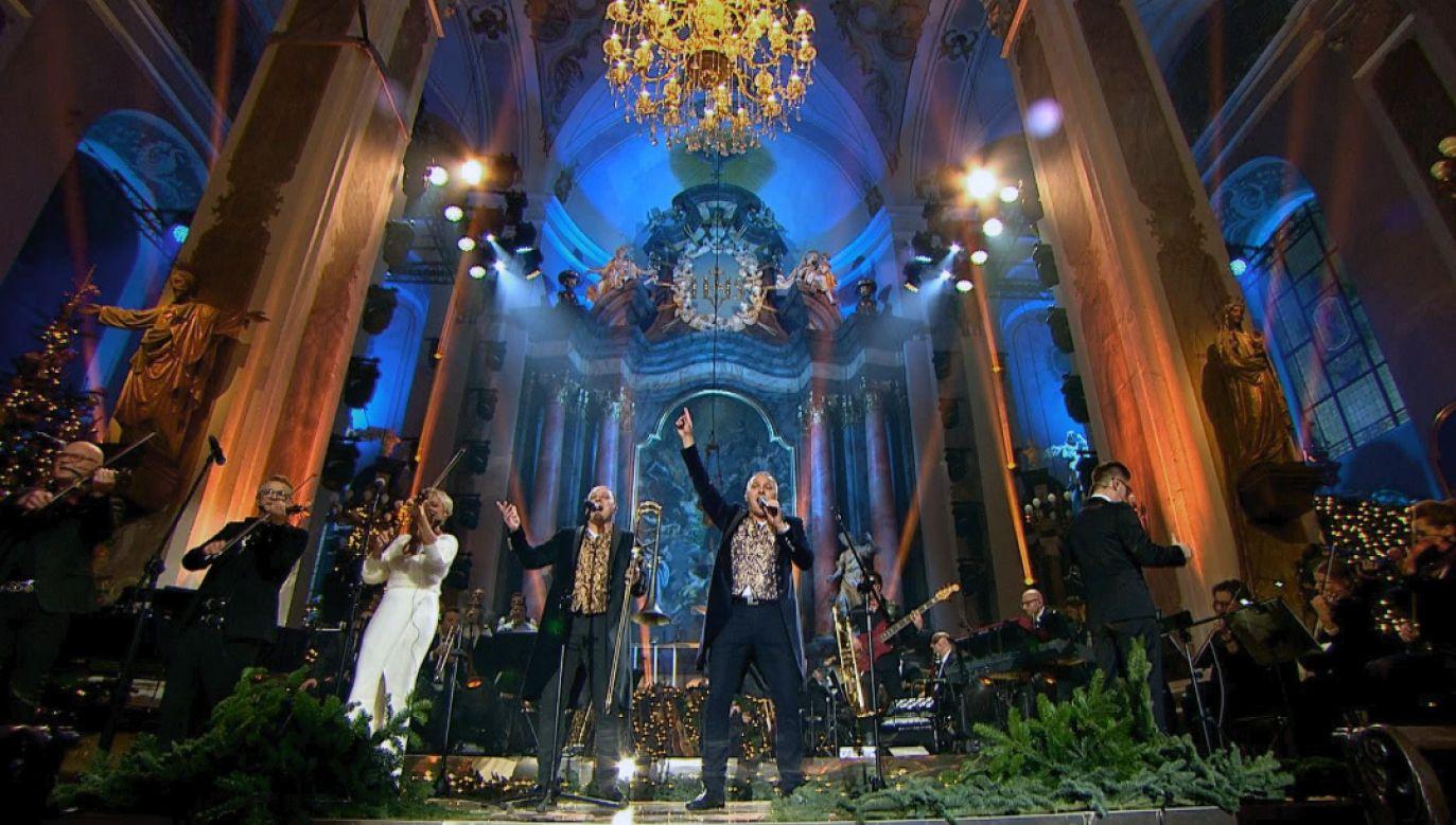 Koncert odbył się 17 grudnia 2017 r. w Bazylice św. Jana Chrzciciela w Berlinie (fot. golec.pl)