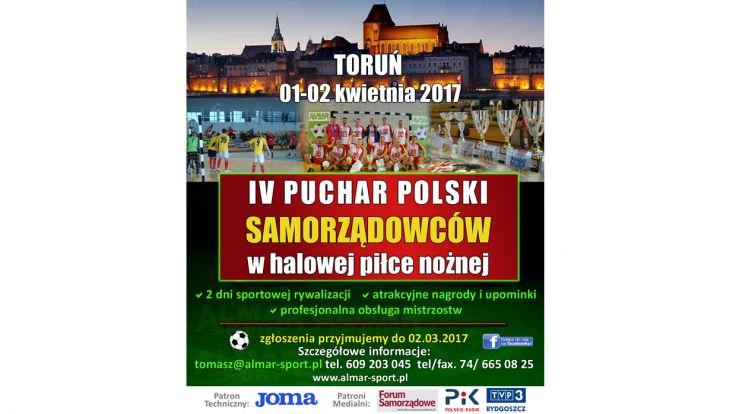 Puchar Polski Pracowników Samorządowych w futsalu