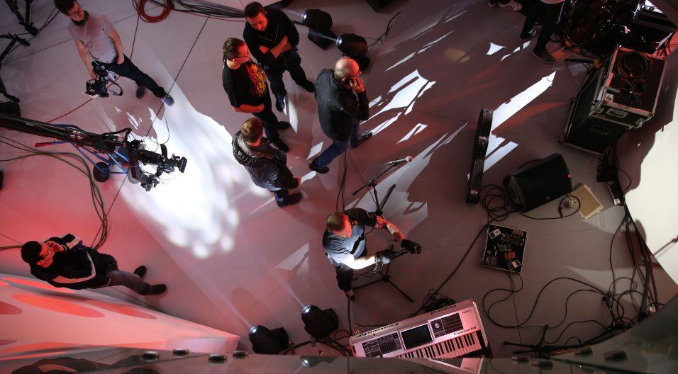 Program uświetnią uznane gwiazdy polskiej sceny muzycznej (fot. TVP/ Natasza Młudzik)