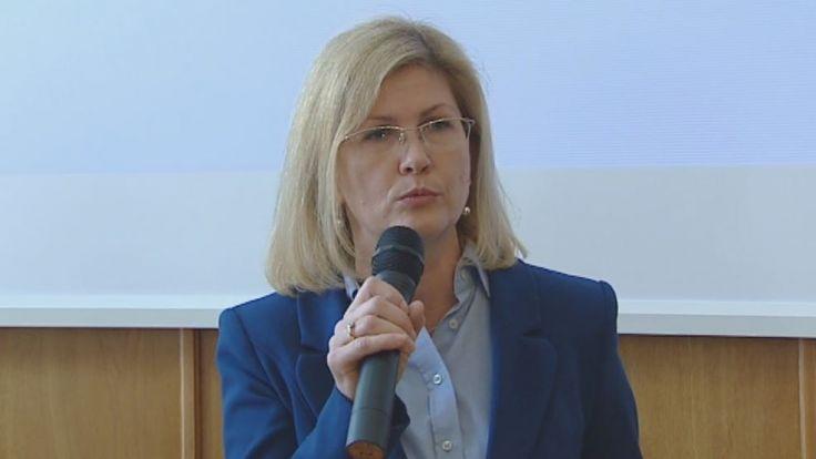 Iwona Arent w Sejmie jest czwartą kadencję