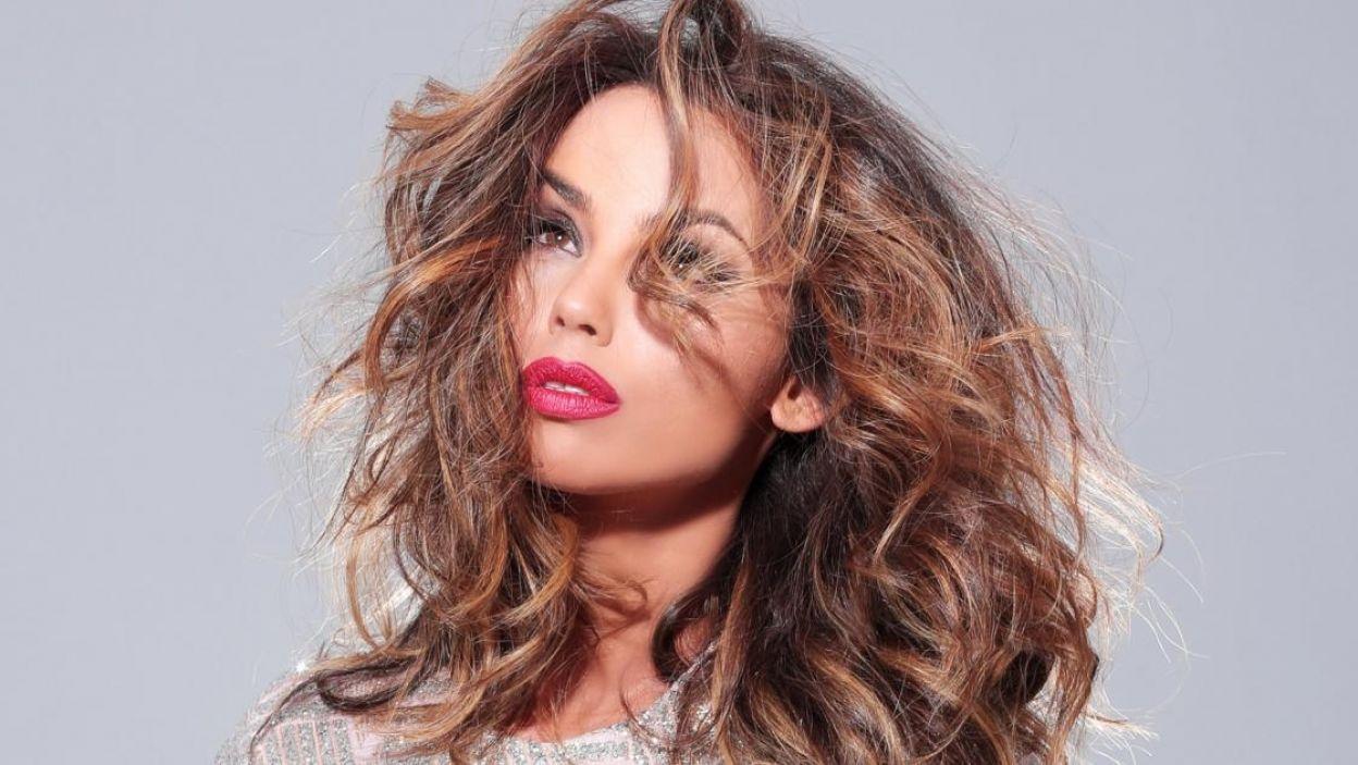 """Lindita, Albania. 27-letnia wokalistka, wygrała szóstą edycję konkursu Top Fest, w 2007 była finalistką albańskiego """"Idola"""". Śpiewa od 14. roku życia (fot. Eurovision.tv)"""