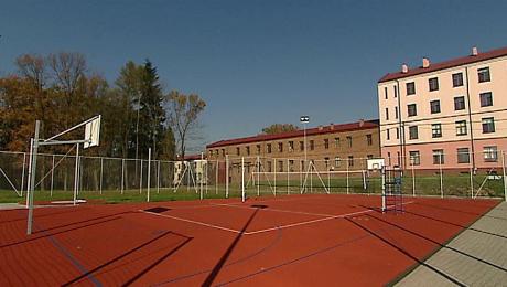 Nowy kompleks sportowy oraz zaplecze informatyczne