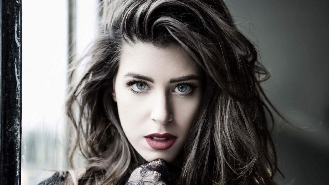 """Demy, Grecja, piosenkarka, aktorka, występuje w kraju i za granicą od 2011 roku. Na Eurowizji zaśpiewa piosenkę """"This Is Love"""" (fot. Eurovision.tv)"""