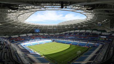 Mundial 2018: Rosja - Egipt