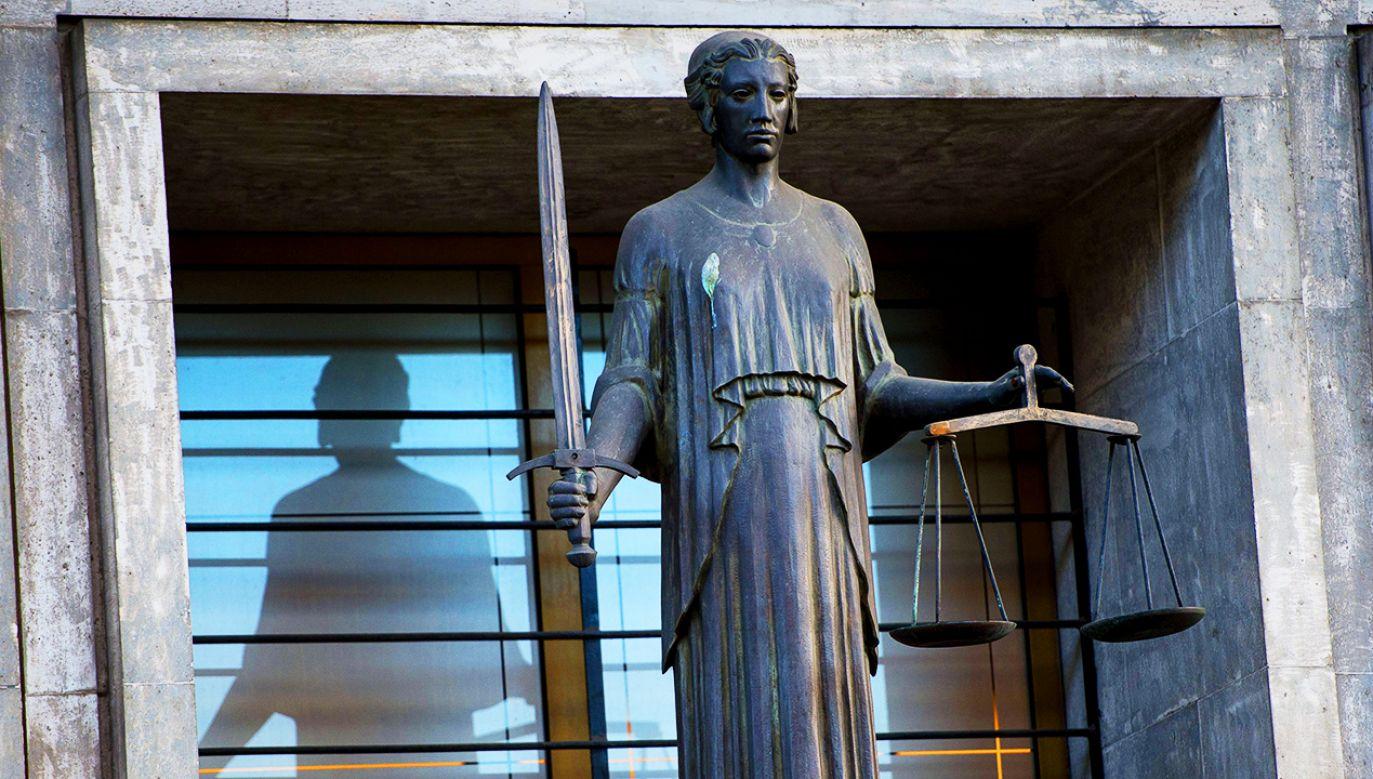 Sąd Najwyższy uniewinnił we wtorek w sprawie dyscyplinarnej sędziego Mirosława Topyłę (fot. arch. PAP/Maciej Kulczyński)