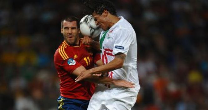 Alvaro Negredo i Bruno Alves (fot. Getty Images)