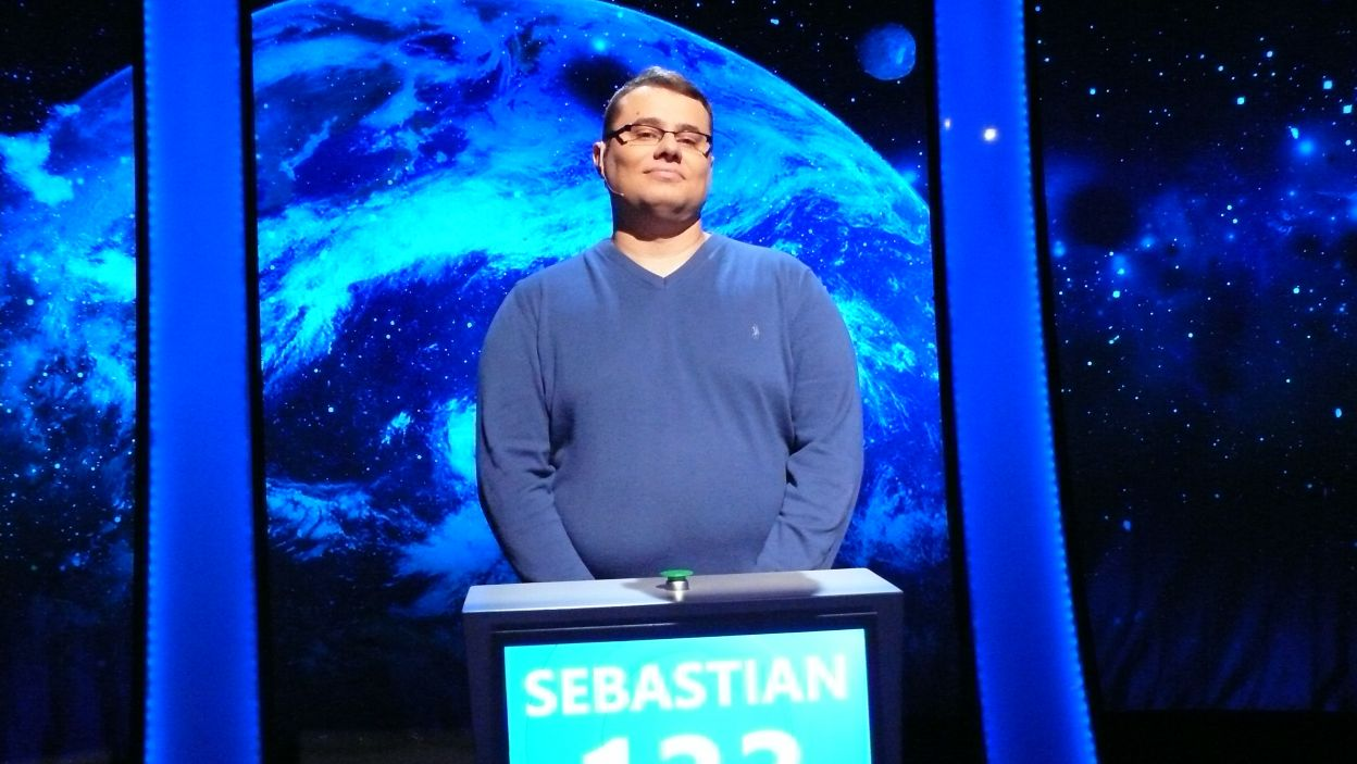 Sebastian Kusz - zwycięzca 16 odcinka 101 edycji
