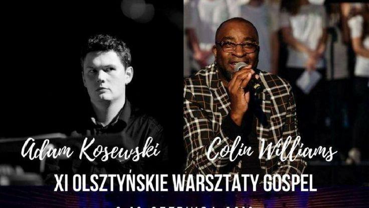 Koncert finałowy XI olsztyńskich warsztatów gospel odbędzie się 10 czerwca