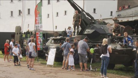 Święto Wojska Polskiego w wyjątkowym miejscu