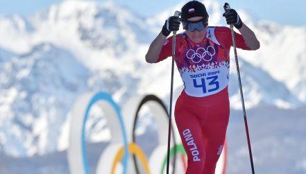 Retro igrzyska: finisz biegu Kowalczyk po złoto w Soczi