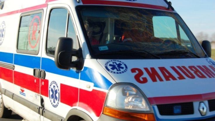 Do wypadku doszło w środę, 11 stycznia około godziny 7:00 w Ostródzie