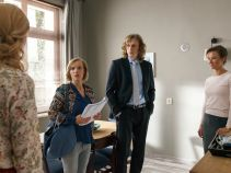 W kancelarii zamieszanie w związku ze ślubem Joanny (fot. Mateusz Wiecha)