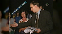 Bogdan Zdrojewski (fot. arch. TVP3 Wrocław)