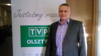 Nadkom. Krzysztof Wilczyński, Komenda Miejska Policji w Olsztynie.