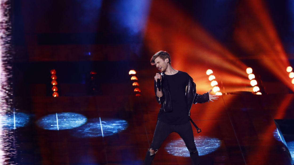 Justs z Łotwy – młodość i urok są jego atutem, jednak to nie wystarczyło, żeby wygrać (fot. Andres Putting)