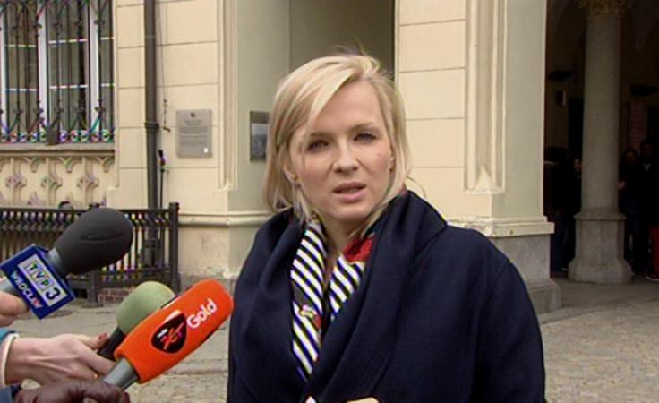 Katarzyna Obara-Kowalska  (fot. arch. TVP3 Wrocław)