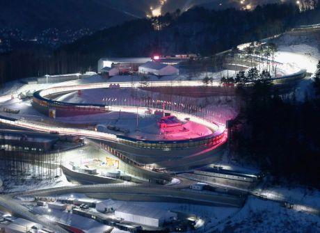 Zobacz olimpijskie areny w Pjongczangu