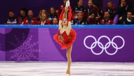 Łyżwiarstwo figurowe: fantastyczny występ rosyjskiej 15-latki