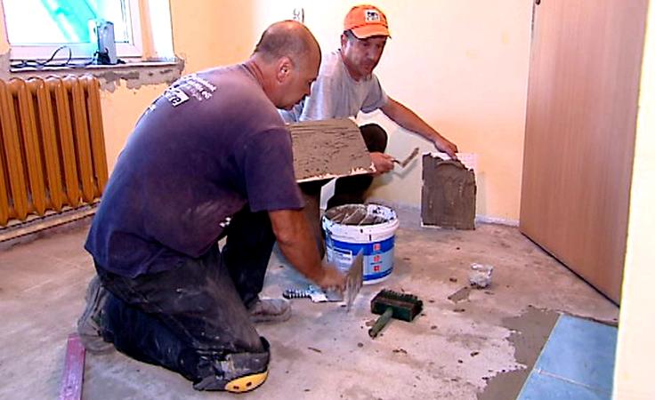 Bezdomni remontują będzie więcej miejsc w schronisku