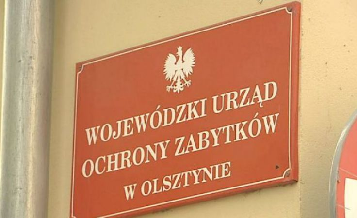 Barbara Z. była wojewódzkim konserwatorem zabytków od 2004 roku