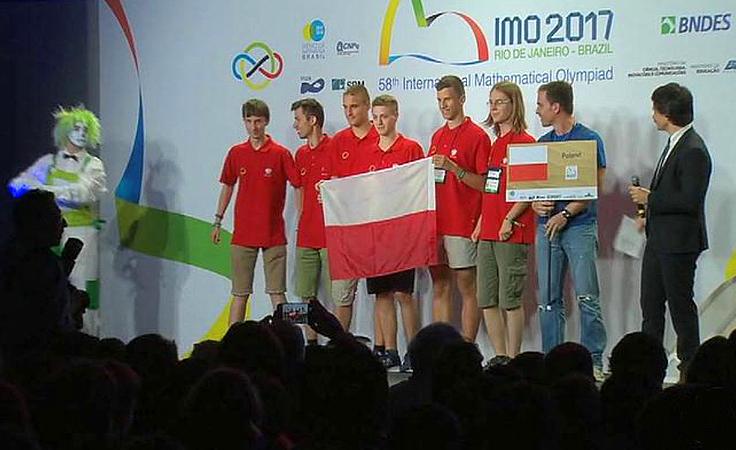 Złoto i pięć brązowych medali. Sukces młodych, polskich matematyków