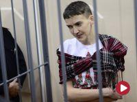 Proces Sawczenko zawieszony. Ukraińska deputowana chce być sądzona w Moskwie