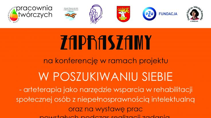 W poszukiwaniu siebie (plakat organizatora)