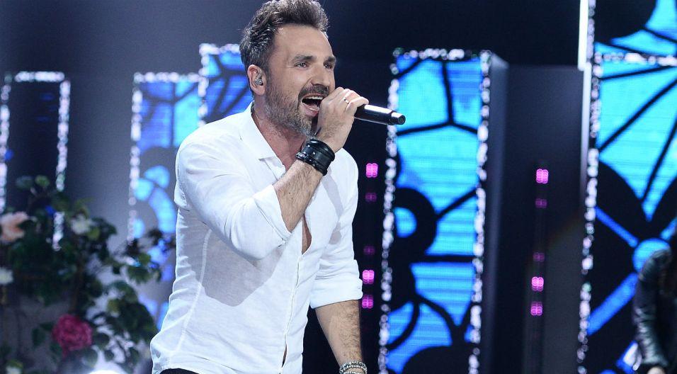 Specjalnie dla Maryli zaśpiewał Mateusz Ziółko w duecie z Ukeje (fot. TVP)