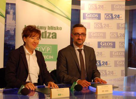 Współpraca TVP Szczecin z Grupą Polska Press