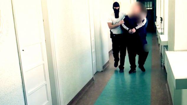 Uderzenie w handlarzy narkotyków (fot. KSP)