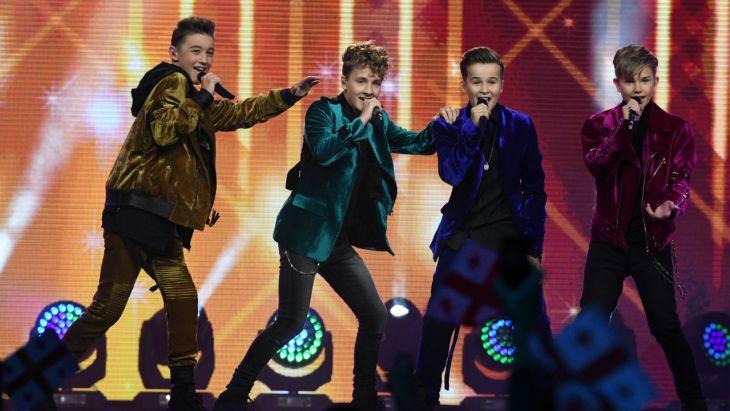 Eurowizja Junior 2017: Koncert finałowy