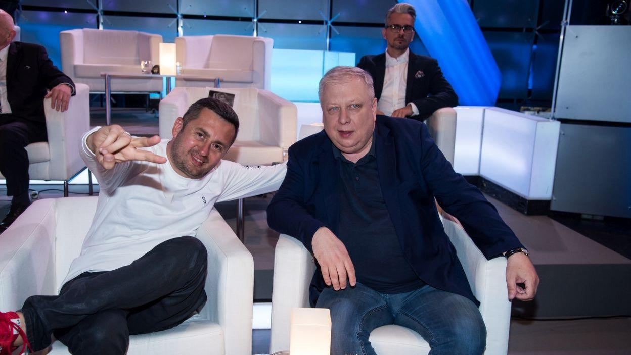 Norbi i Marek Sierocki – jak świat muzyczny poradził sobie z tym tematem? (fot. Jan BogaczTVP)