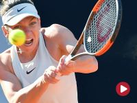 Rzym: Simona Halep gra z Eliną Switoliną w finale