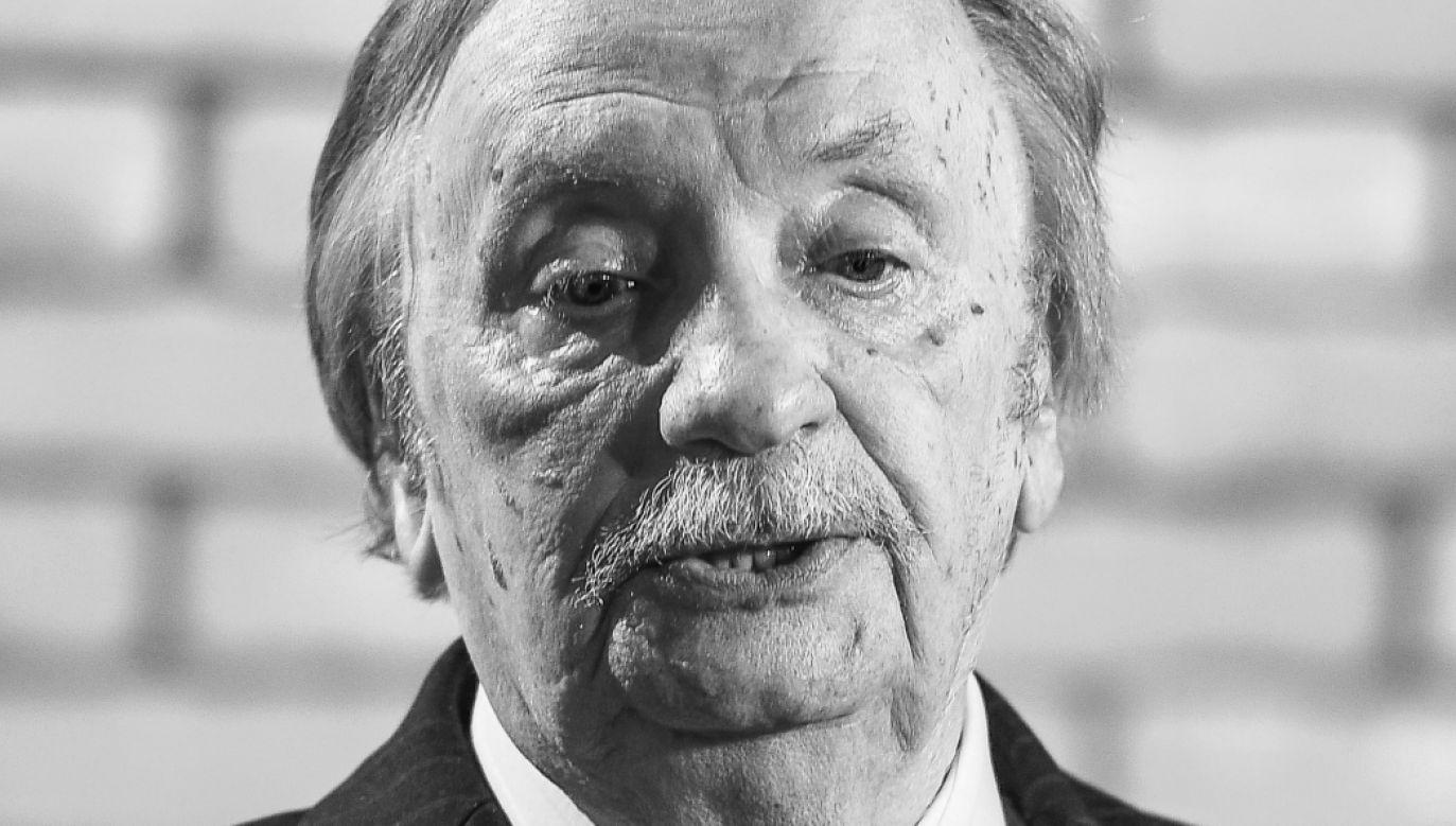 Wojciech Pokora zmarł 4 lutego (PAP/Stach Leszczyński)