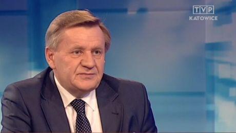 prezydent Dabrowy Górniczej Zbigniew Podraza
