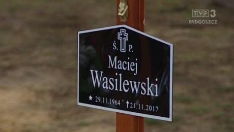 Ostatnia droga Macieja Wasilewskiego